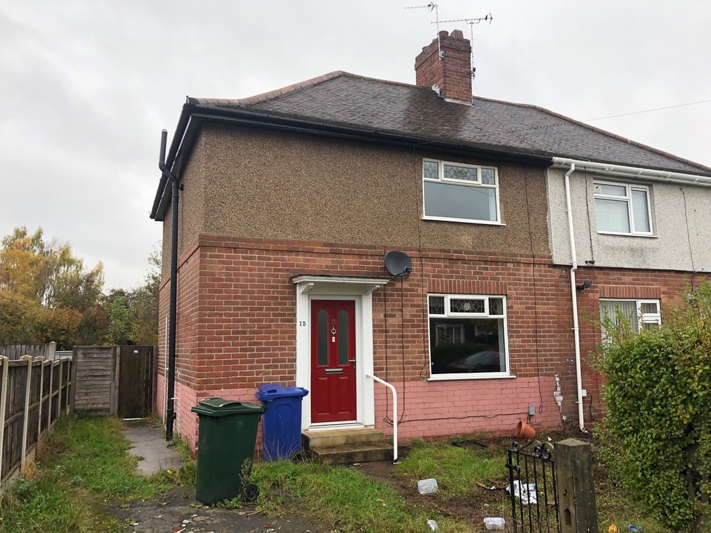 Three Bedroom Semi Detached Home for sale in Intake, Doncaster, DN