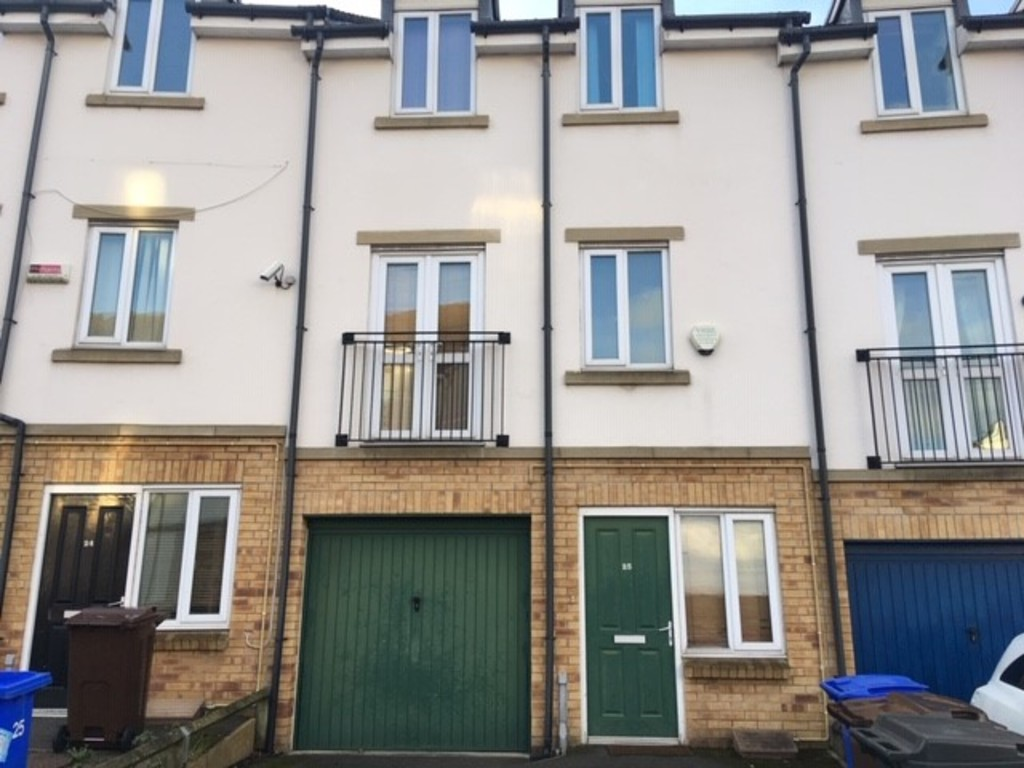 FOUR BED TOWN HOUSE for rent in Crookes, Sheffield, S1