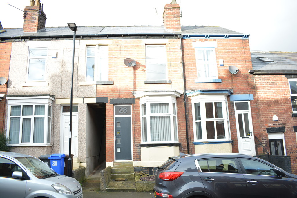 Bay Windowed Victorian Mid Terrace for sale in Hillsborough, Sheffield, S6