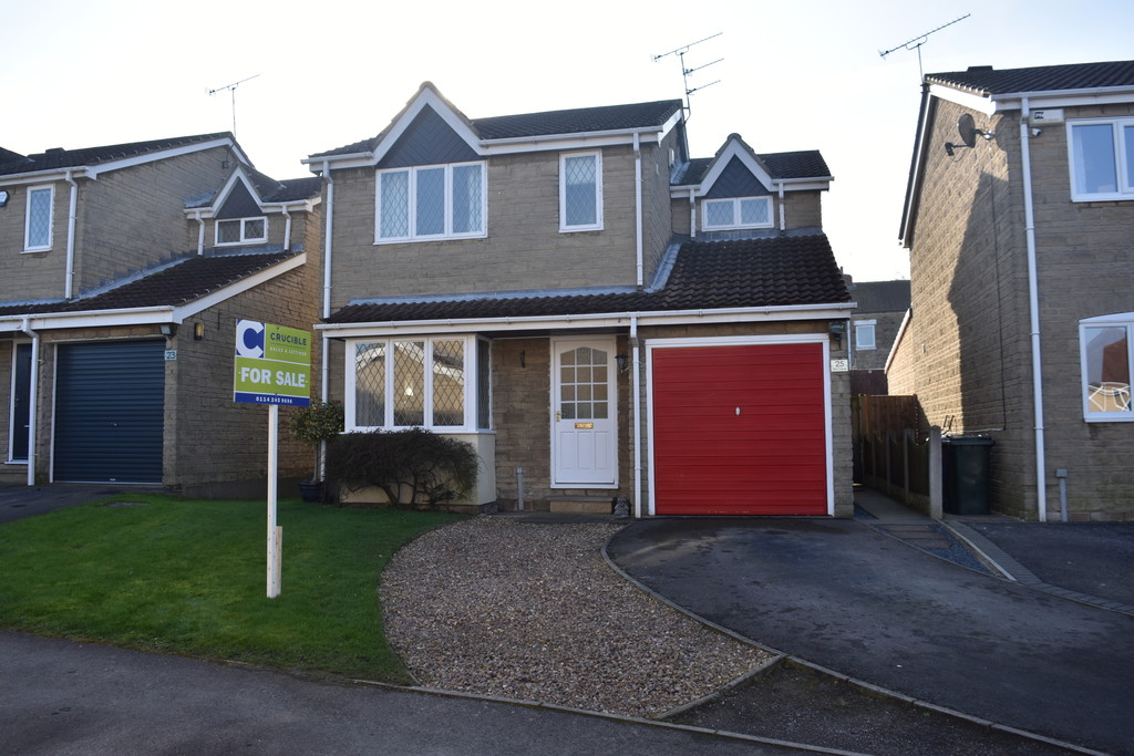 Three Bedroom Detached Home for sale in Bramley, Rotherham, S6