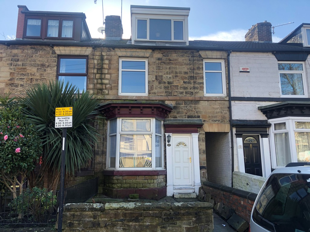 Three Bedroom Inner Terrace for sale in , Sheffield, S2