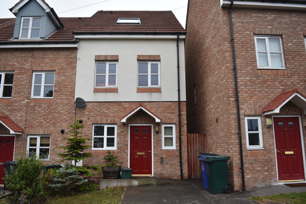 **SHARED OWNERSHIP** for sale in , Mexborough, S6