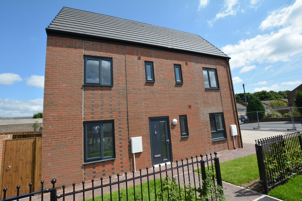 Range of Semi Detached Homes and Town Houses for sale in Handsworth, Sheffield, S1