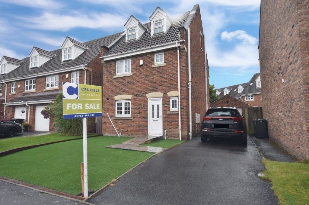 WOW! A MUST SEE PROPERTY for sale in Woodlaithes Village, Rotherham, S6