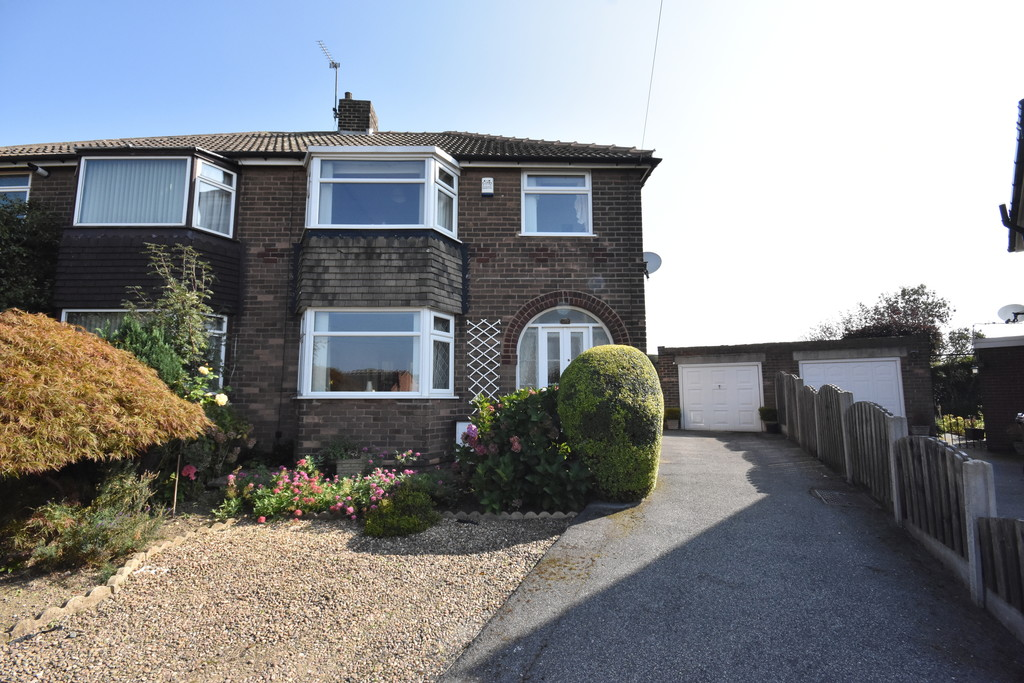 Fantastic Three Bedroom Semi-Detached Home for sale in Thrybergh, Rotherham, S6