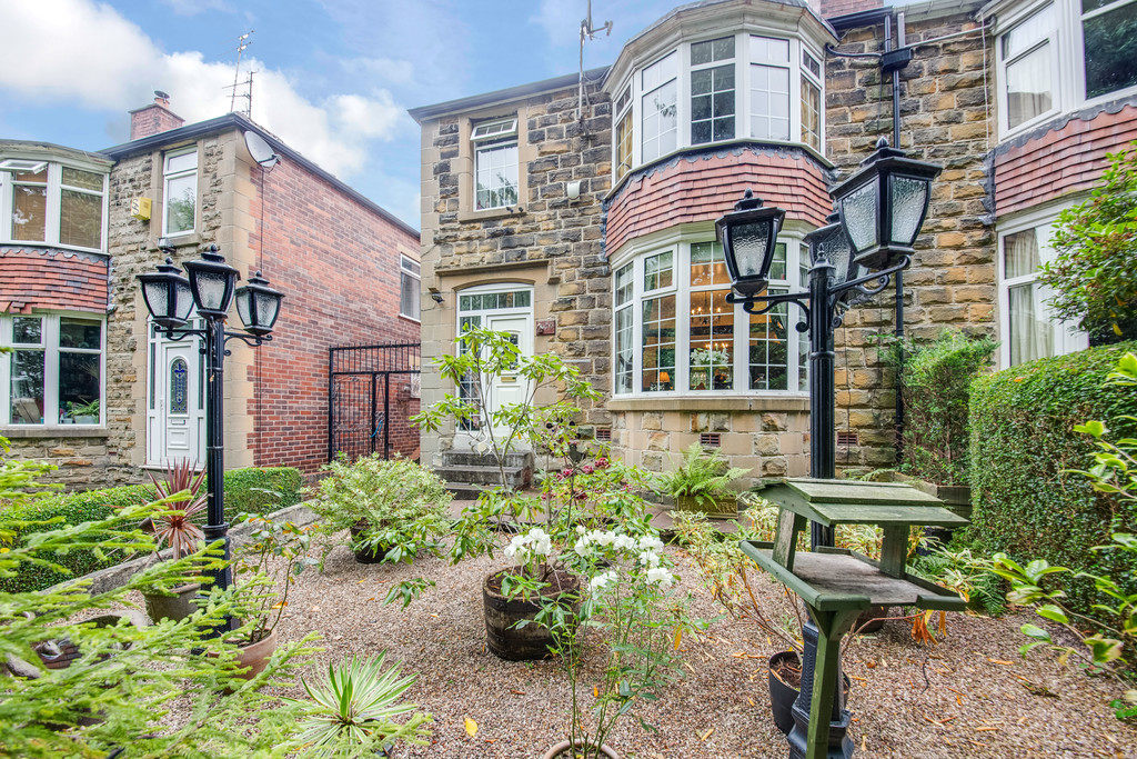 Fabulous three bedroom semi detached home for sale in , Sheffield, S2