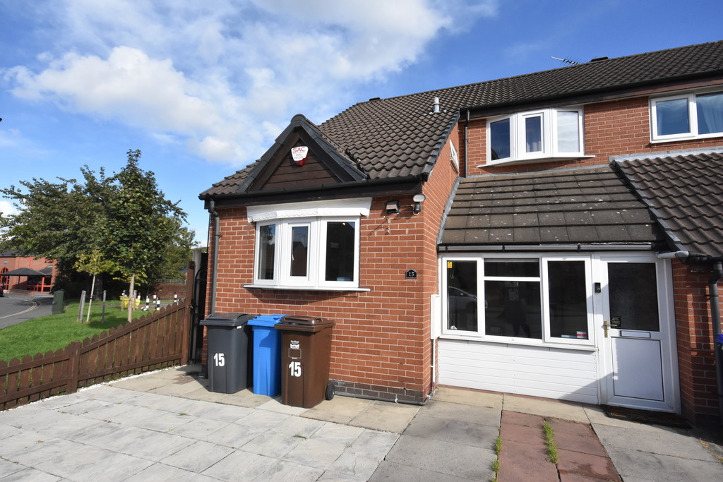 Three Bedroom End Town House for sale in Chapeltown, Sheffield, S3