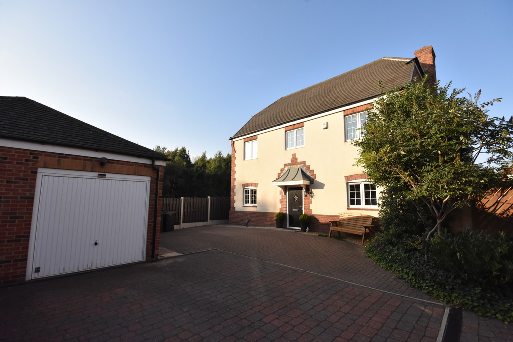 Fantastic Four Bedroom Detached Home for sale in Woodlaithes, Rotherham, S6