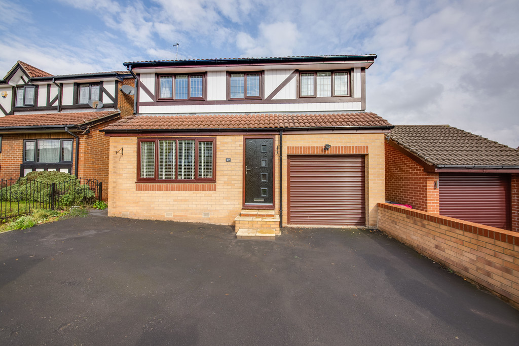 Four Bedroom Detached Family Residence for sale in Thurcroft, Rotherham, S6