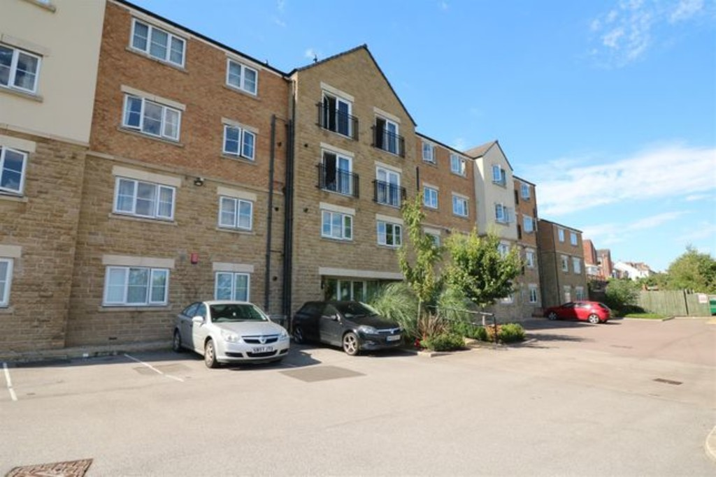 Two bedroom third floor apartment for sale in , Rotherham, S6