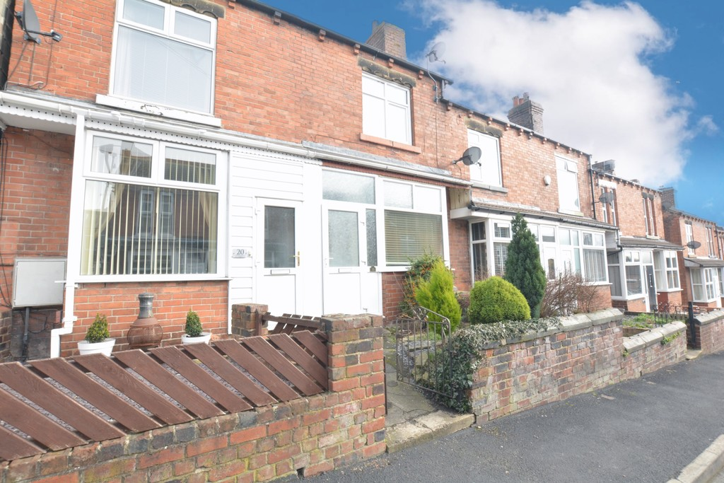 Mid Terraced Home for sale in Chapeltown, Sheffield, S3