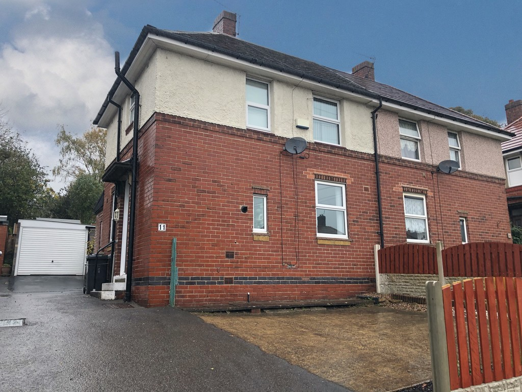 Two bedroom semi detached home for sale in , Sheffield, S6