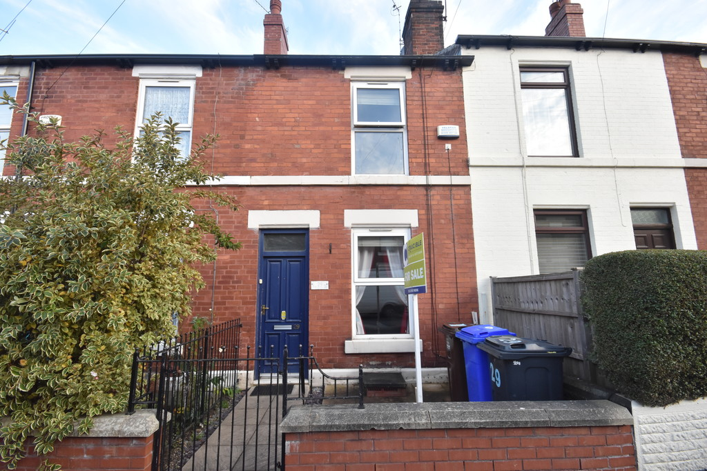 Fantastic two bedroom mid terraced home for sale in , Sheffield, S7