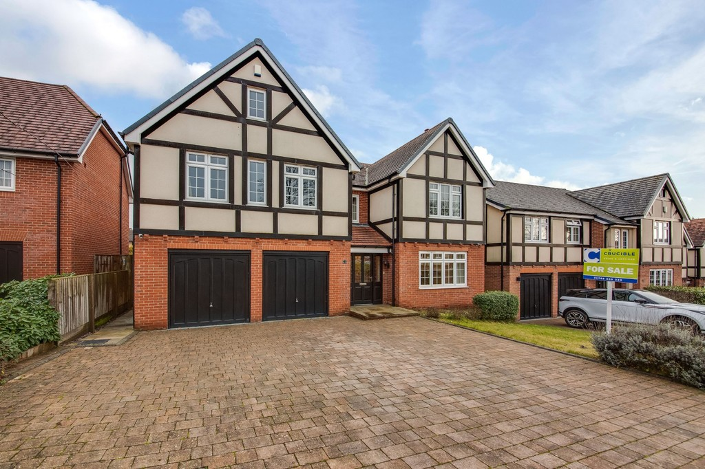 Executive Detached Residence for sale in Wickersley, Rotherham, S6
