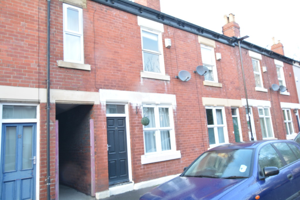 Mid Terrace Home for sale in , Sheffield, S8