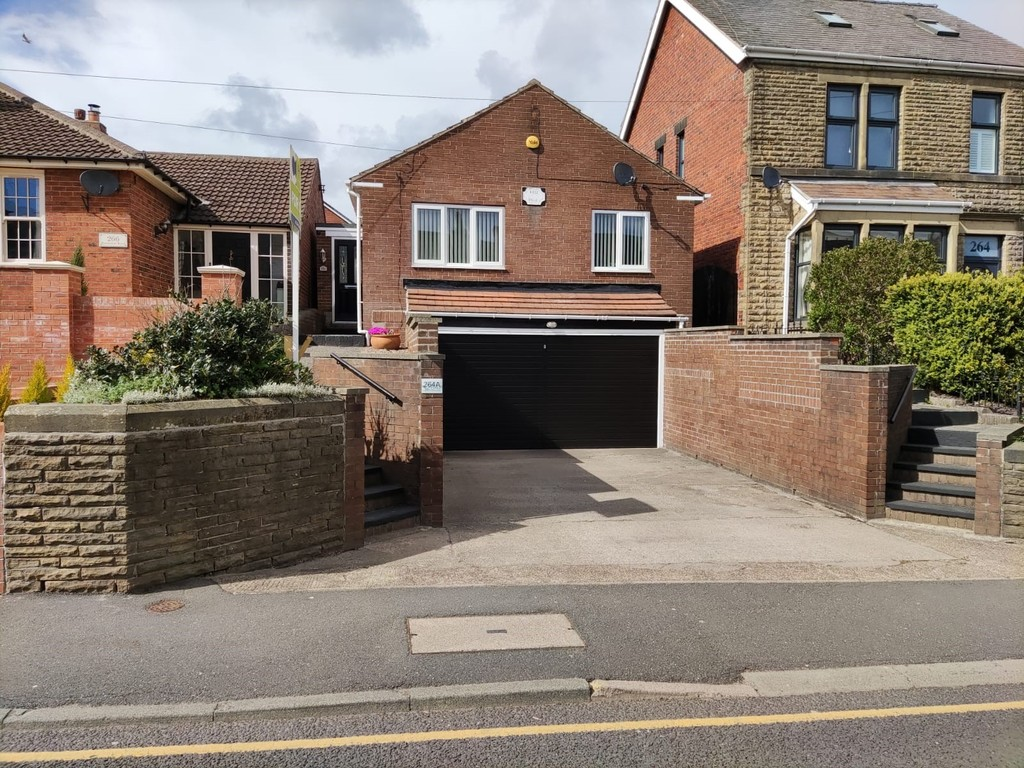 Fabulous four bedroom detached home for sale in Burncross, Sheffield, S3
