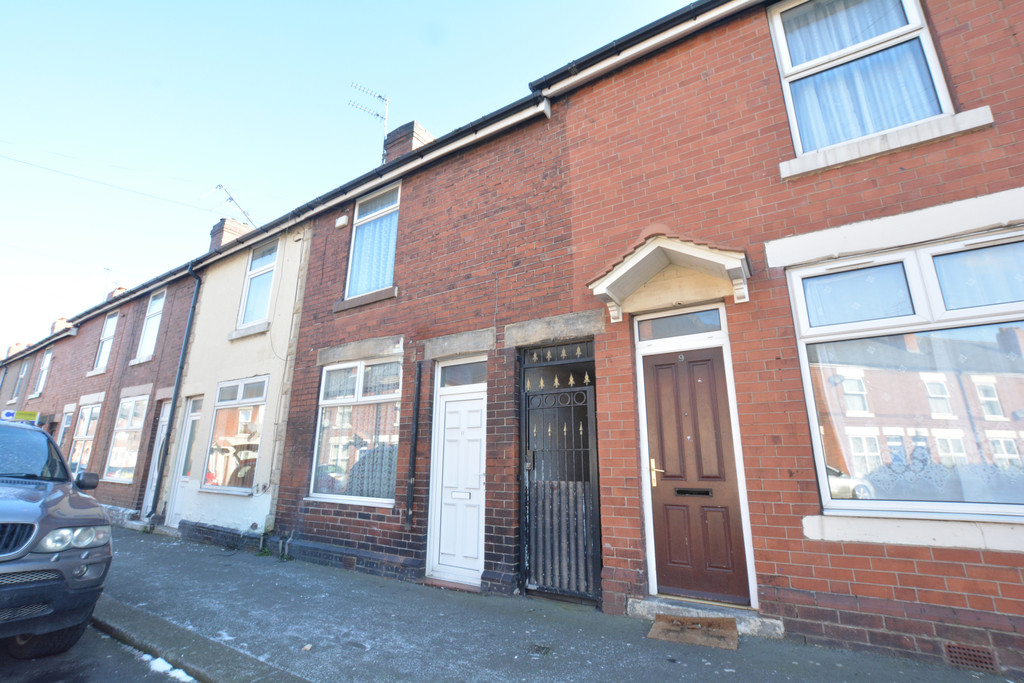 Fantastic two bedroom mid terraced home for sale in , Rotherham, S6