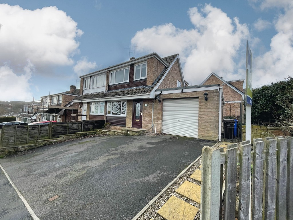 Fantastic three bedroom semi detached home for sale in High Green, Sheffield, S3