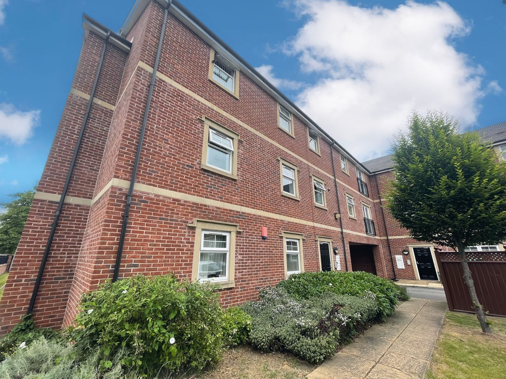 A fabulous two bedroom ground floor apartment for sale in Brampton, Barnsley, S7