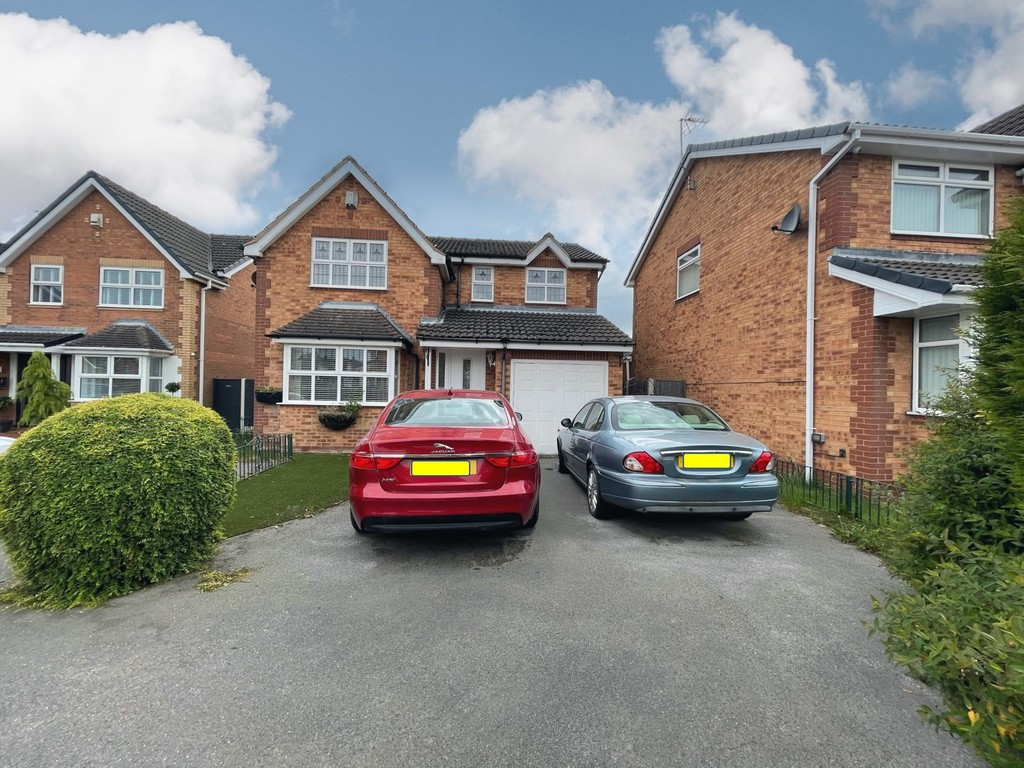 Four bedroom detached home for sale in Maltby, Rotherham, S6
