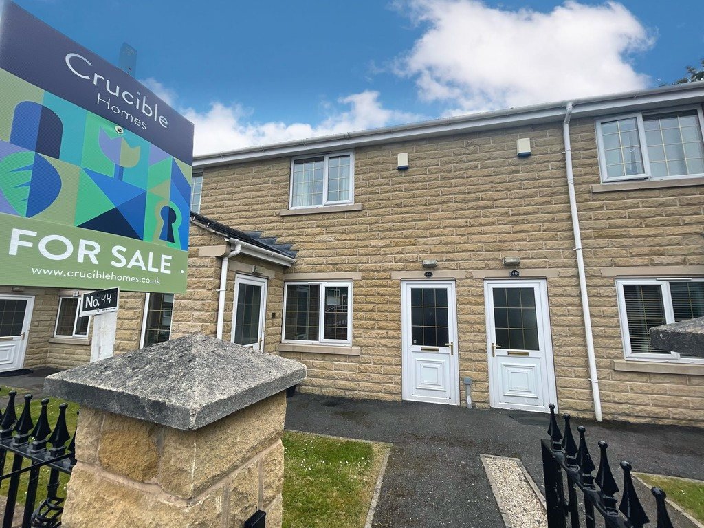 Two bedroom first floor apartment for sale in High Green, Sheffield, S3