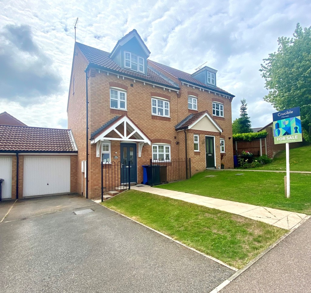Semi Detached Home for sale in High Green, Sheffield, S3