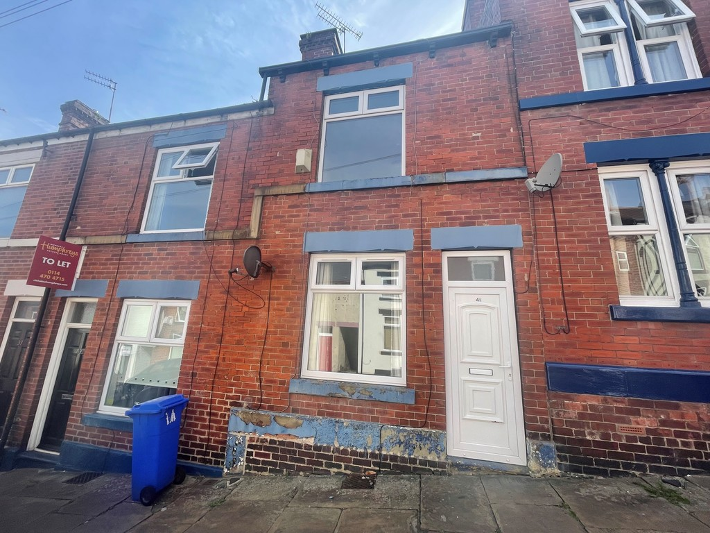 Three bedroom mid terraced home for sale in , Sheffield, S6