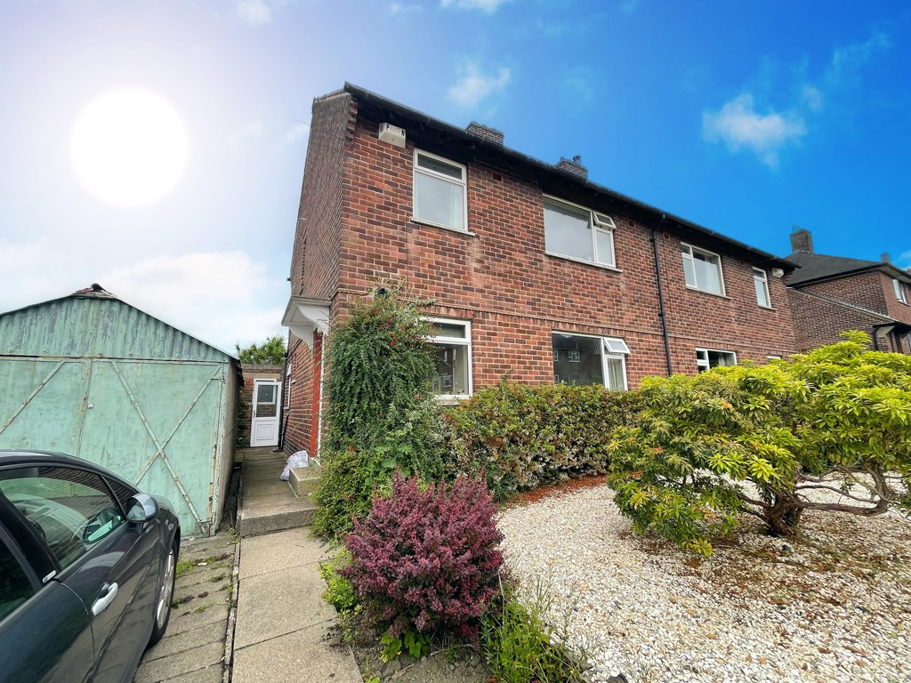 Three bedroom semi detached home for sale in Ecclesfield, Sheffield, S3