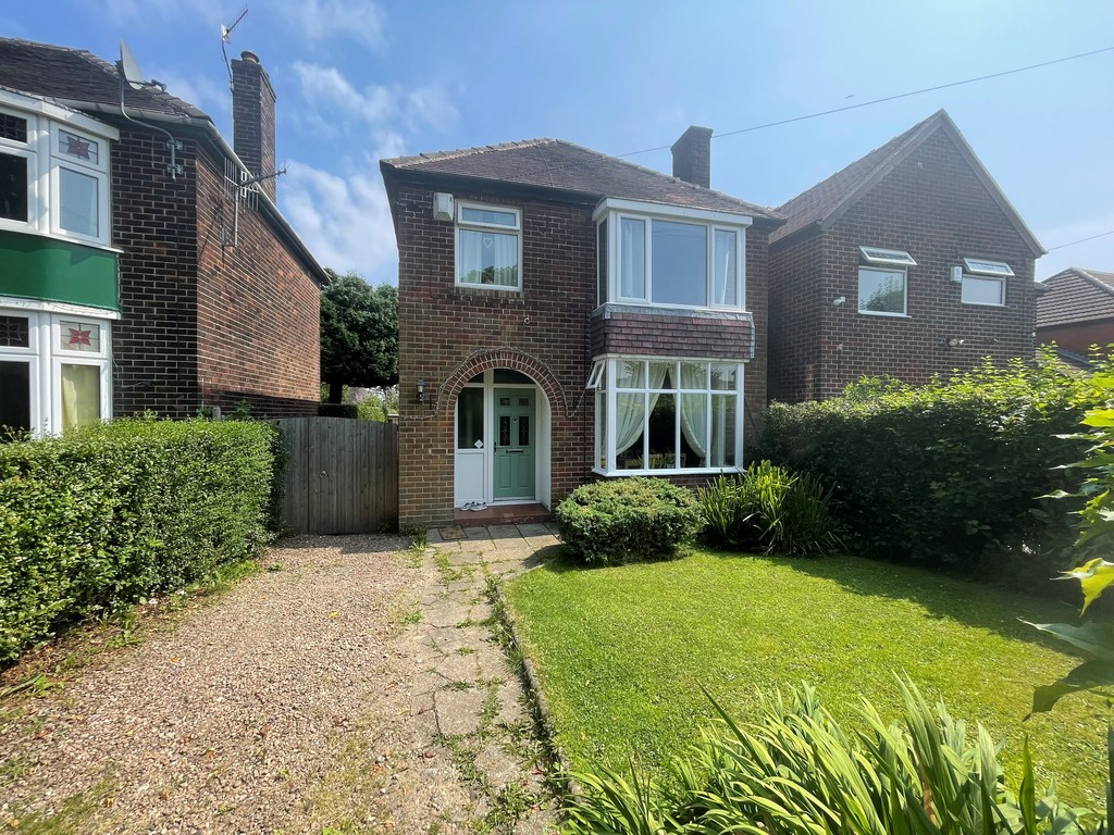 Three bedroom detached home for sale in Grenoside, Sheffield, S3