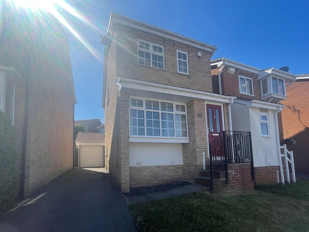 Fabulous three bedroom detached home for sale in High Green, Sheffield, S3