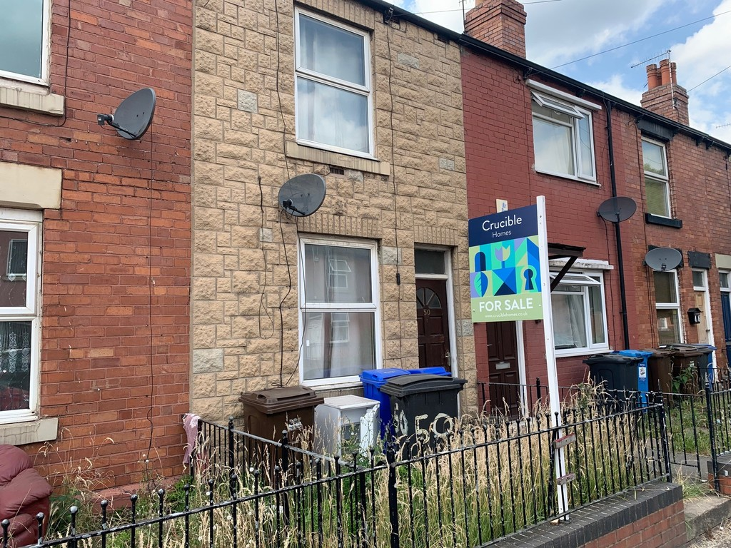 Mid-Terraced Home for sale in Tinsley, Sheffield, S9