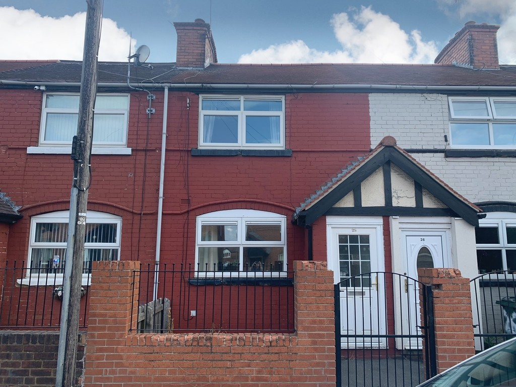 Mid-Terraced Home for sale in Maltby, Rotherham, S6