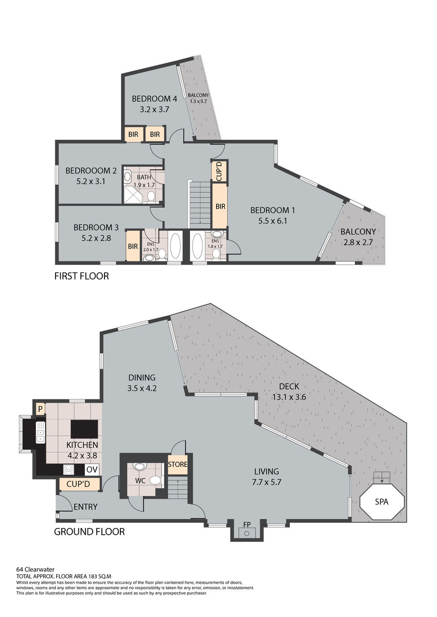 Osprey Lodge, Clearwater, The Cotswolds, GL7 floorplan
