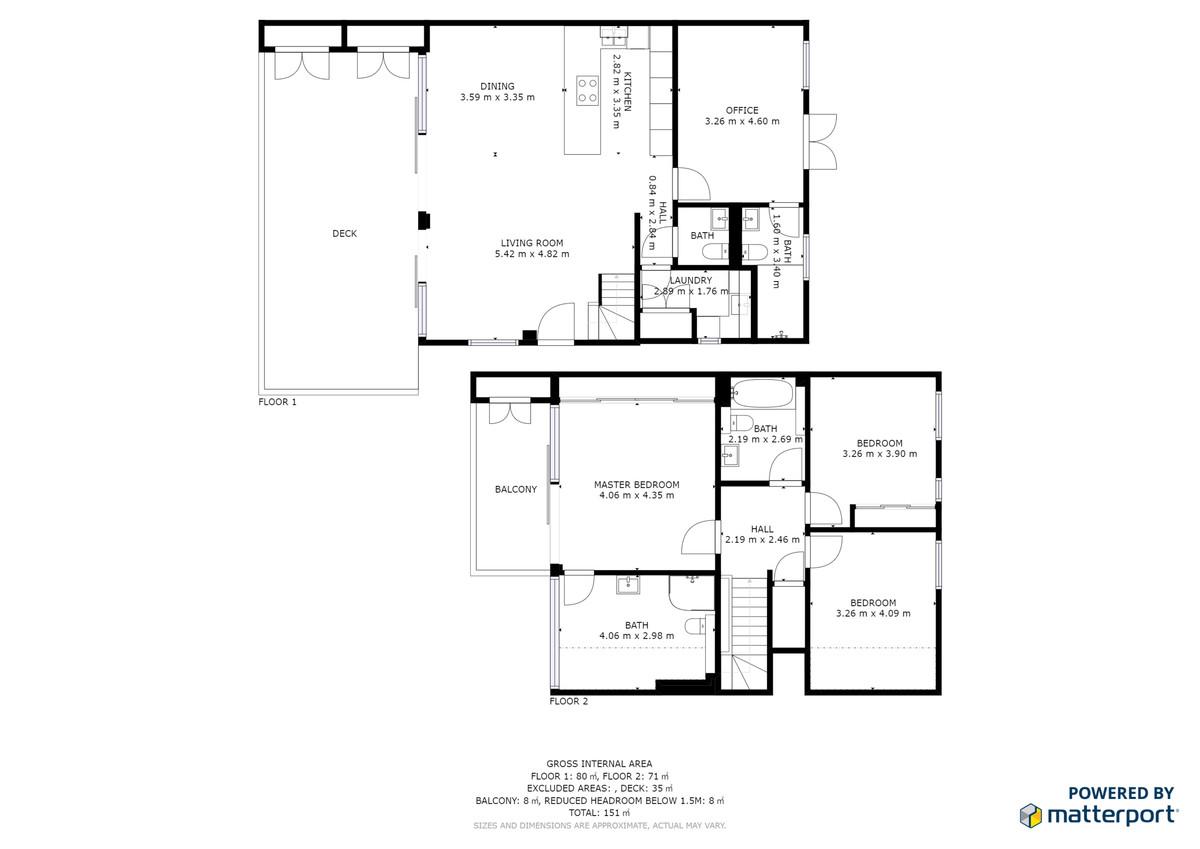 South Cerney, Cirencester floorplan