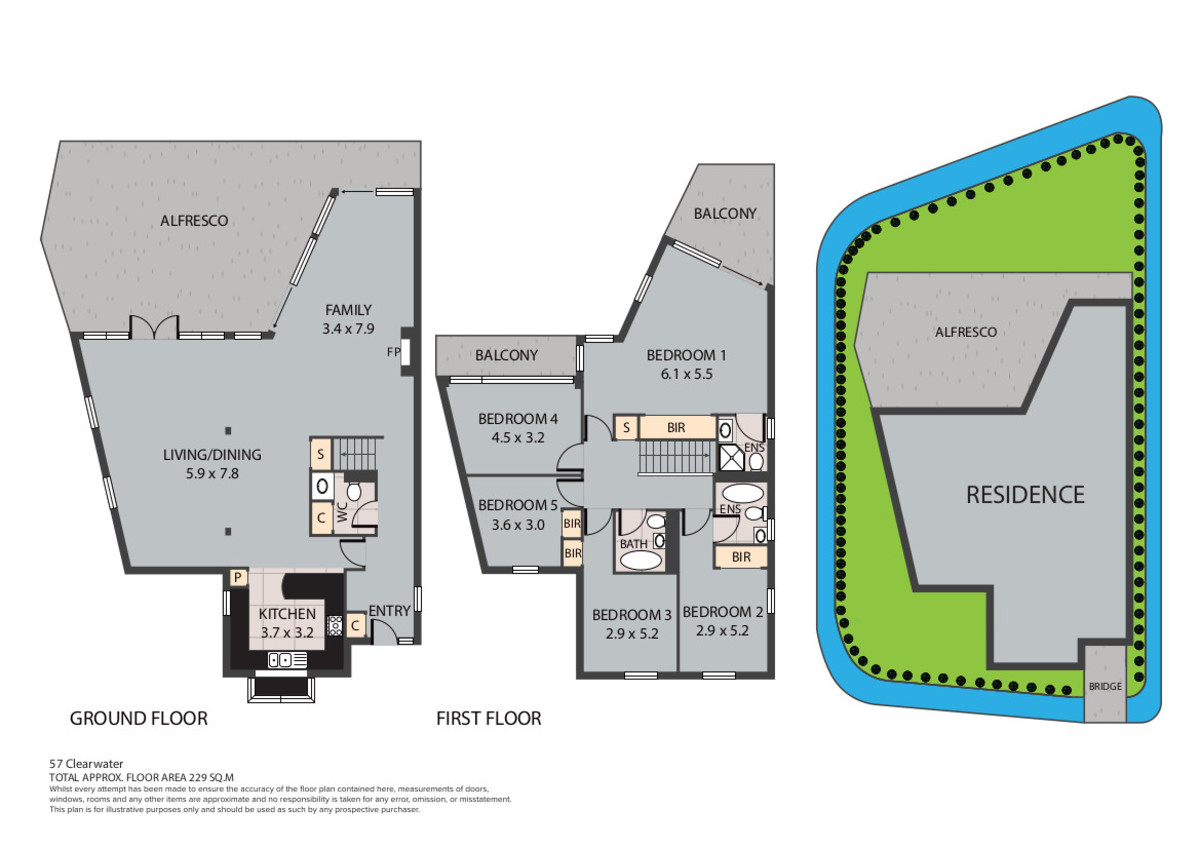 Dragonfly Island, Clearwater, The Cotswolds, GL7 floorplan