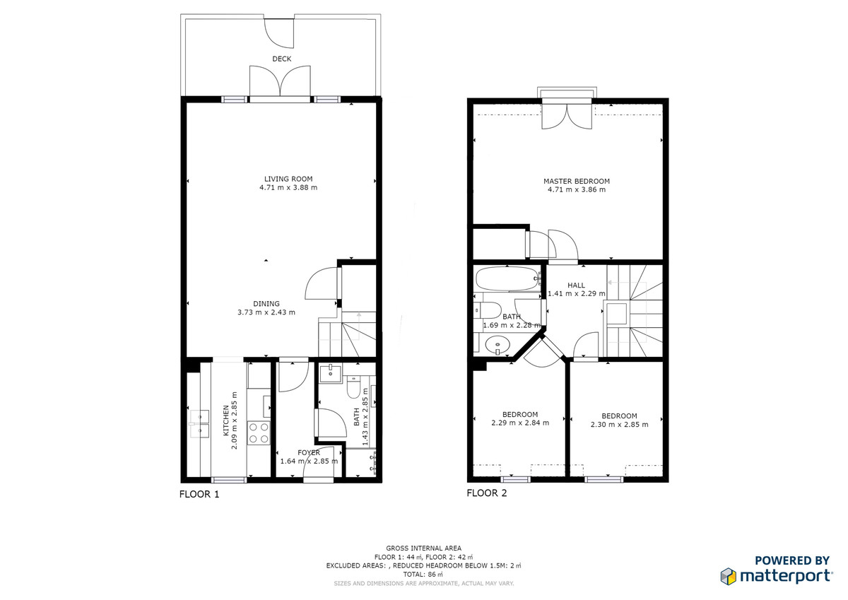 South Cerney, Cirencester floorplan