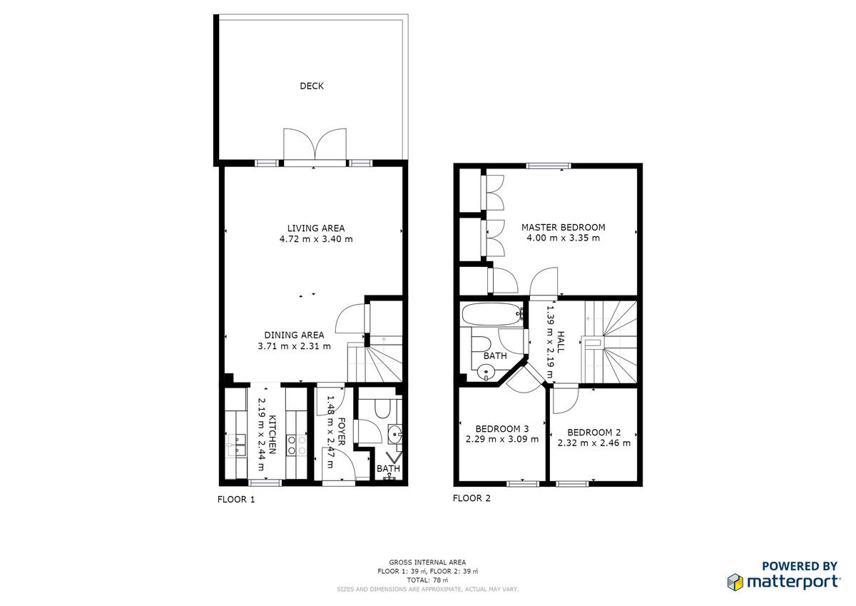 Spring Lake, South Cerney floorplan