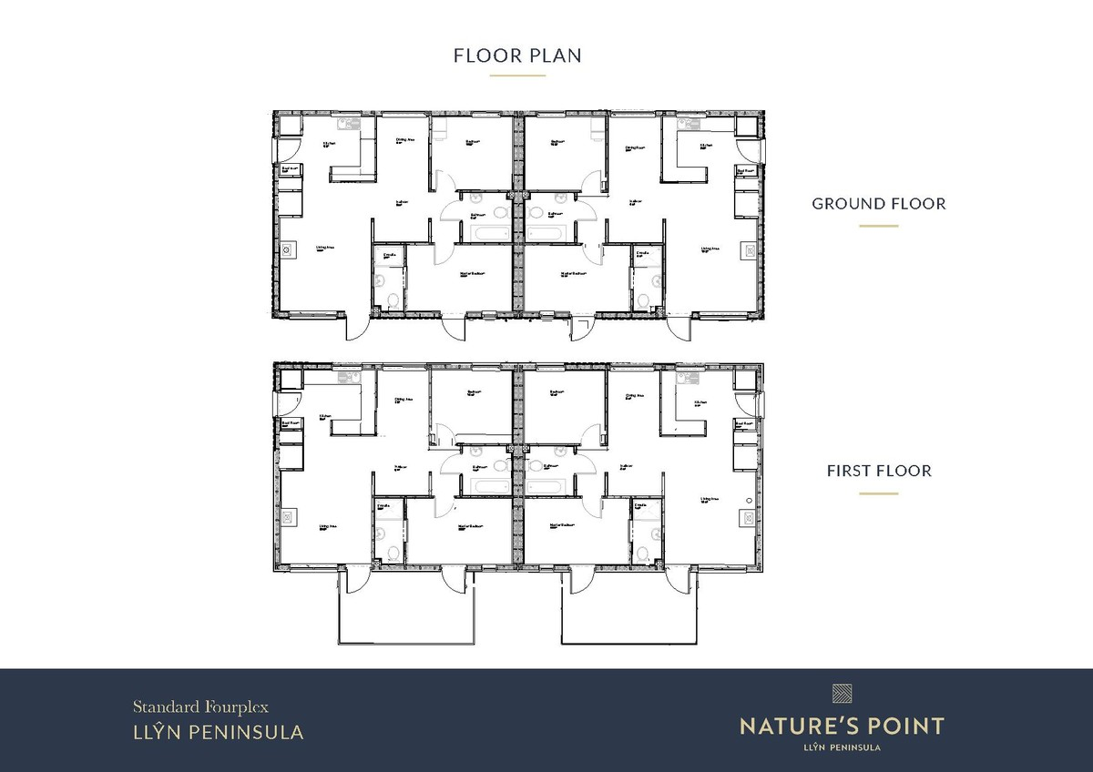 Nature's Point 2 Bed Apartment (New Build) floorplan