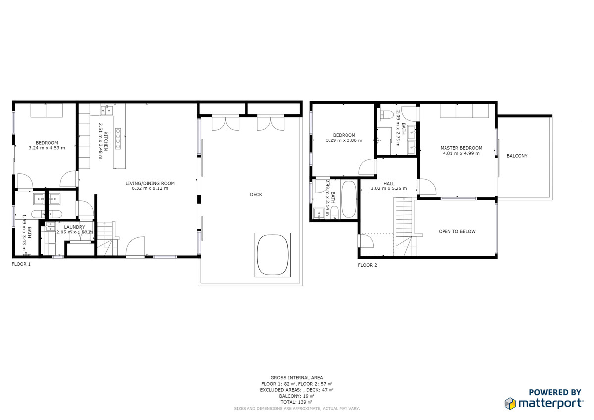 Cerney Wick Lane, Cerney Wick floorplan