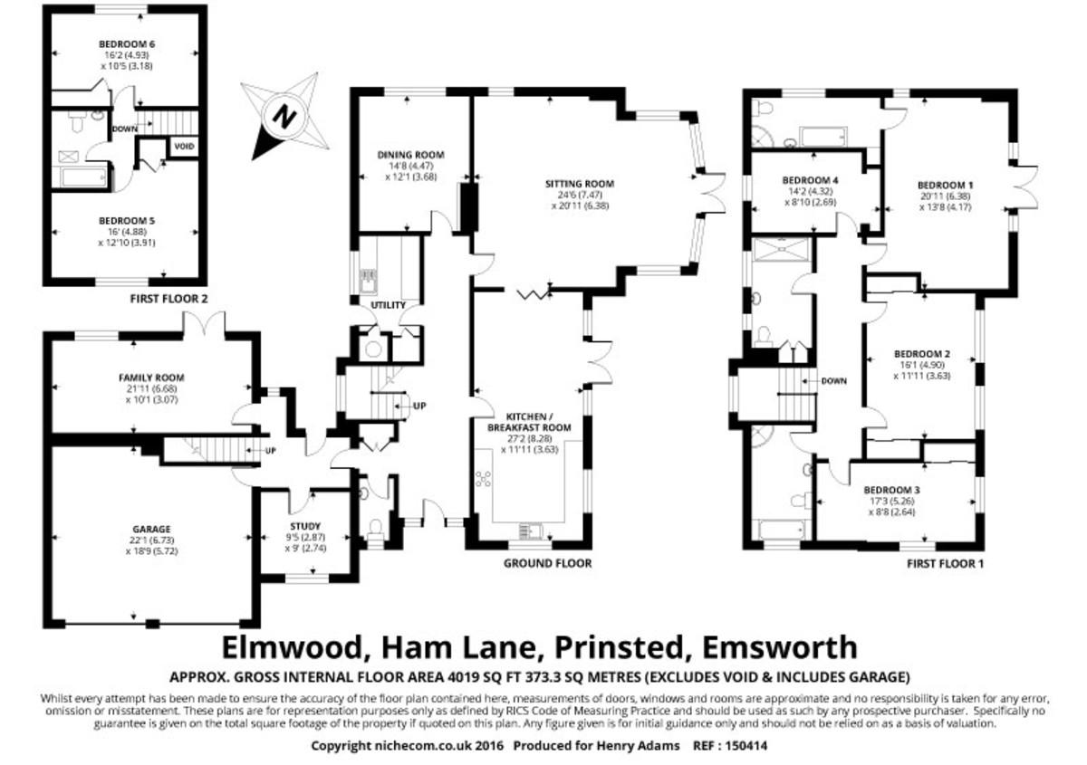Prinsted, Emsworth PO10 8XT floorplan