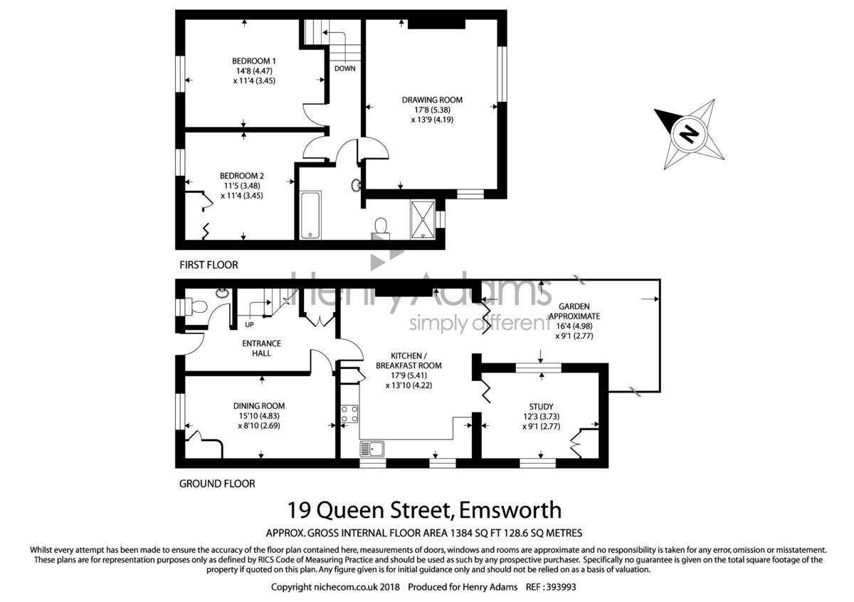 19 Queen Street floorplan