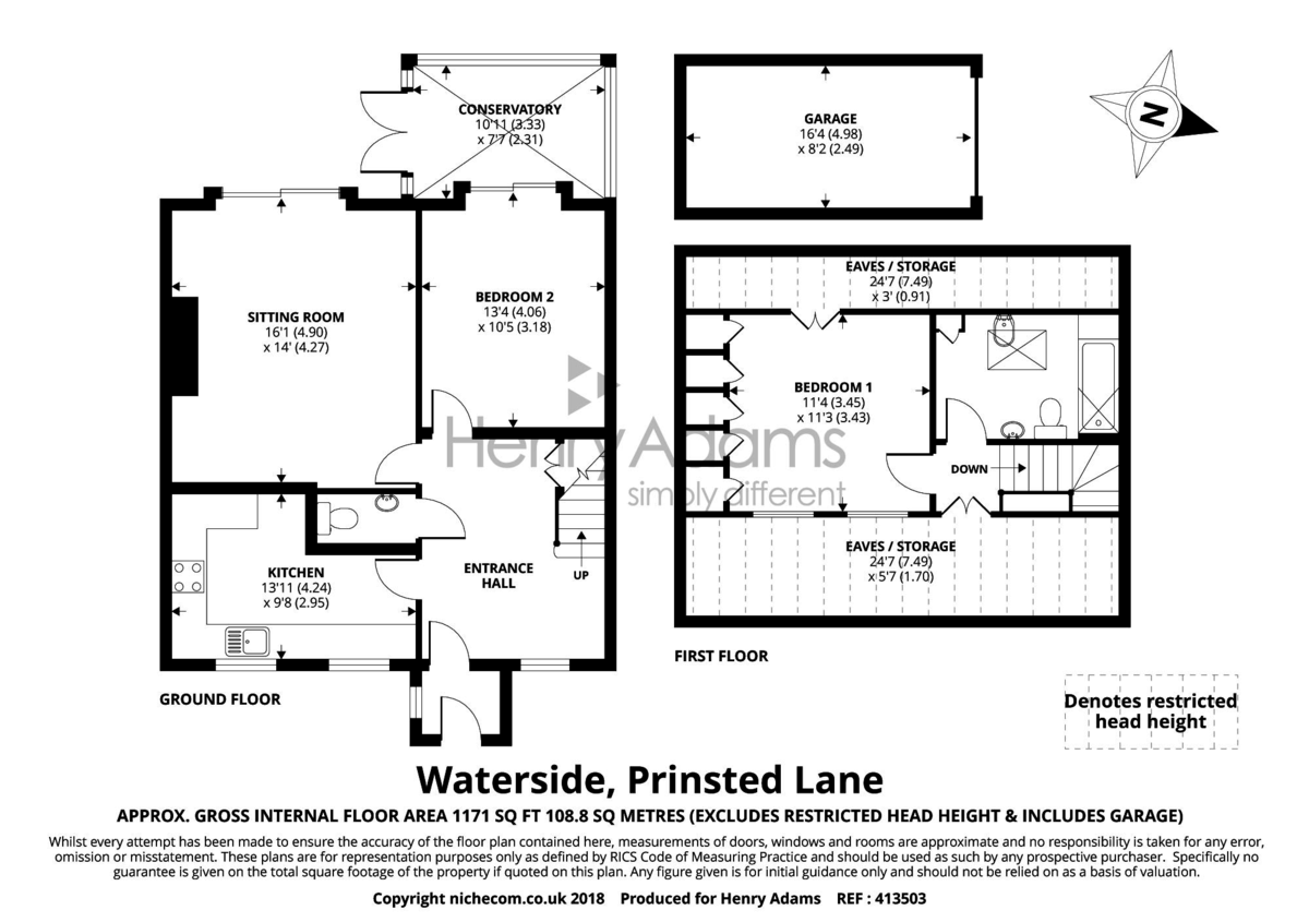 Waterside floorplan
