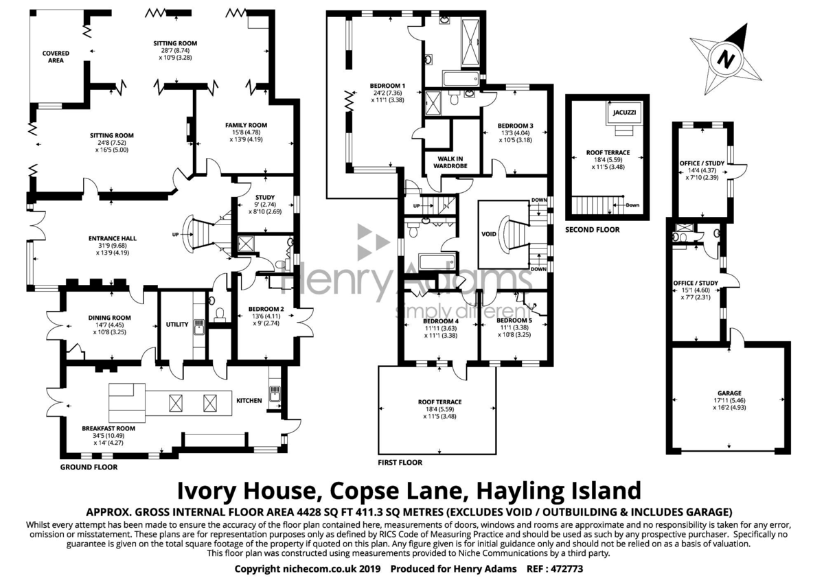 Northney floorplan