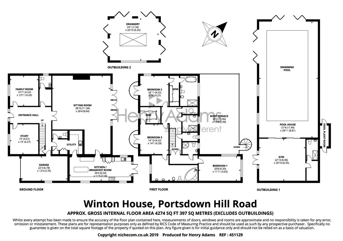 Portsdown Hill Road floorplan