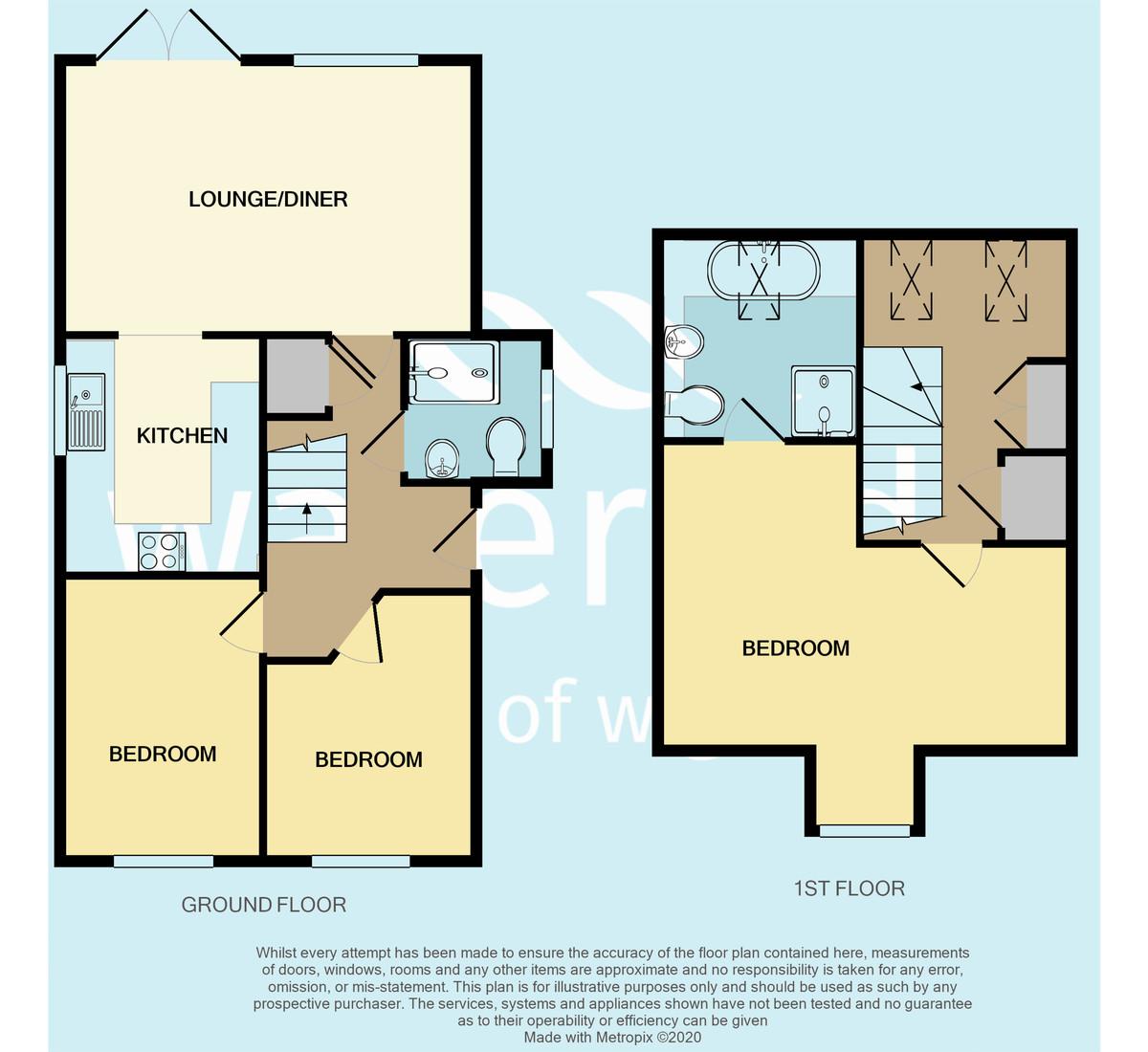 Northwood, Isle Of Wight floorplan