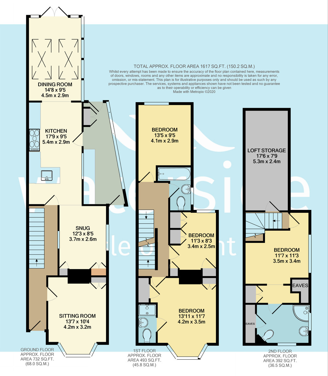 Mill Hill Road, Cowes, Isle Of Wight floorplan