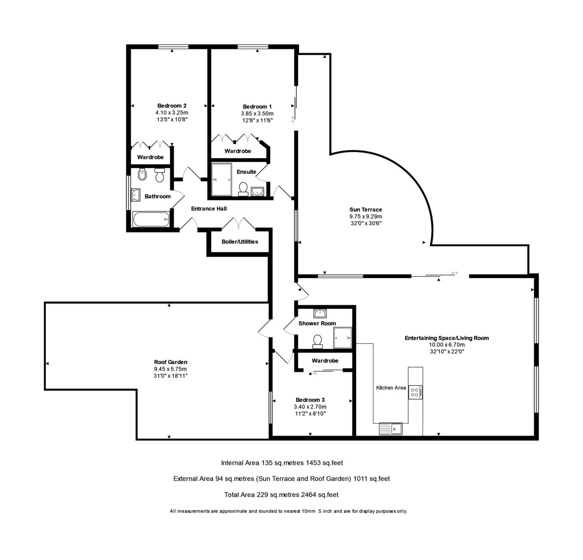 The Reef, Boscombe Spa, Boscombe Spa, Bournemouth, BH5 1AY floorplan