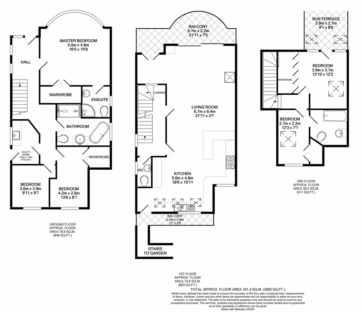 Southbourne Overcliff Drive, Southbourne, Bournemouth, Dorset, BH6 3NP floorplan