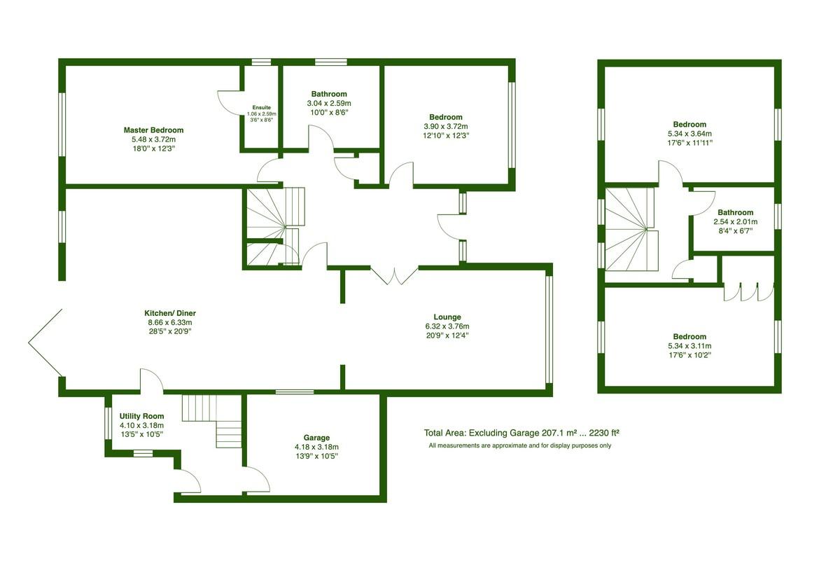 Woodbury Close, Christchurch floorplan