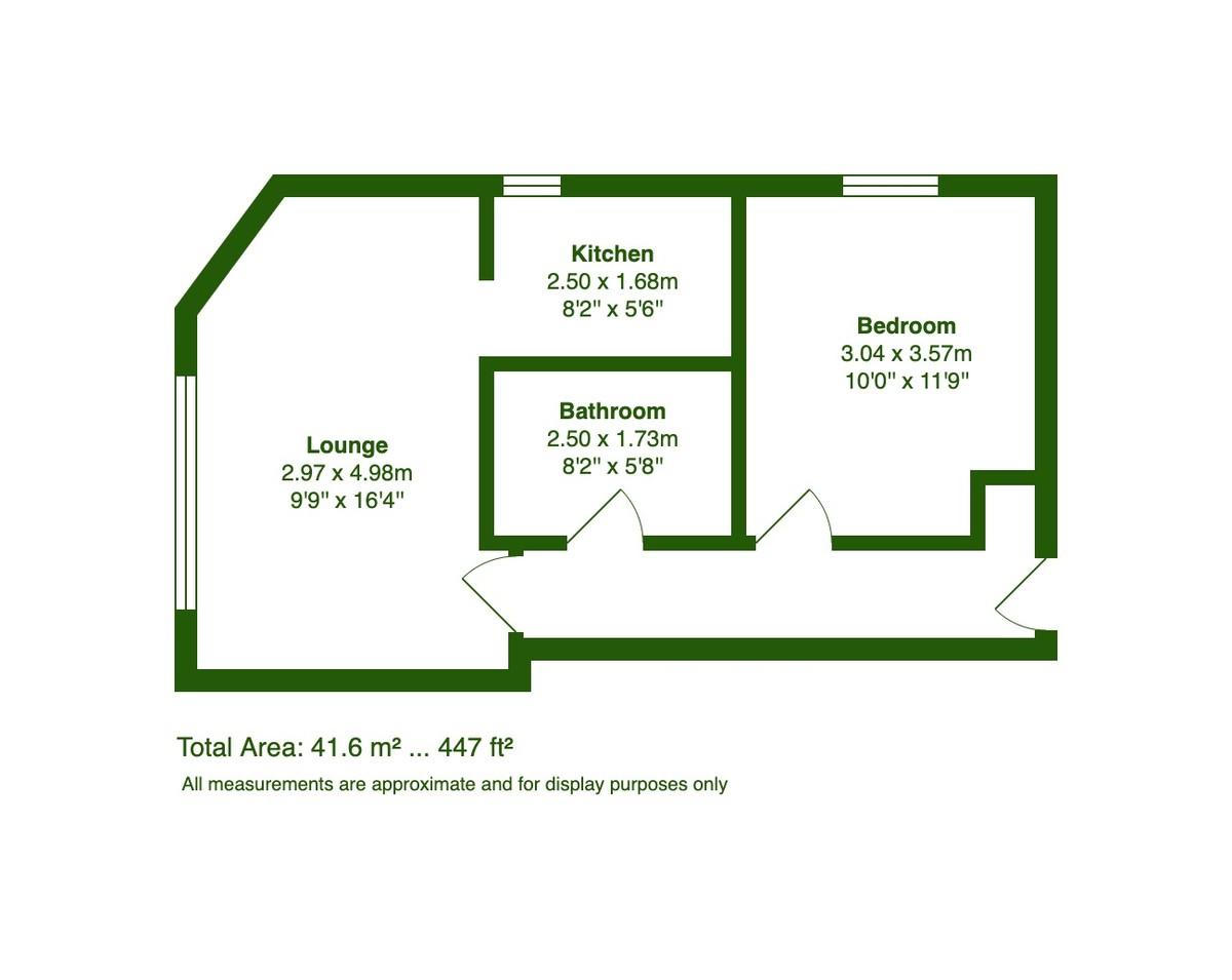Southbourne, Bournemouth floorplan